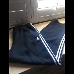 EUC track sweat pants